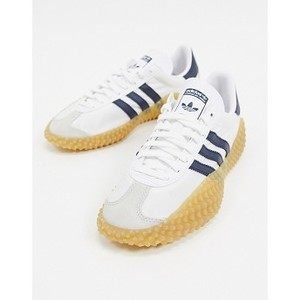 Adidas Originals 아디다스 Country X Kamanda trainer in white